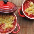 Photo de la recette Crumble aux fraises