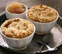 Photo de la recette Crumble pommes -  poires
