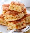 Photo de la recette Gâteau aux pommes
