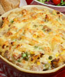 Photo de la recette Gratin de pâtes aux légumes