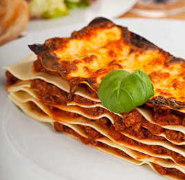 Photo de la recette Lasagnes bolognaises