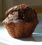 Photo de la recette Muffins au chocolat