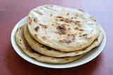 Photo de la recette Naan au fromage recette indienne