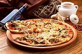 Photo de la recette Pizza Romaine aux anchois