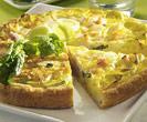 Photo de la recette Quiche aux poireaux
