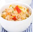 Photo de la recette Salade de riz