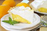 Photo de la recette Tarte au citron meringuée