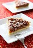 Photo de la recette Tarte aux noix de pécan