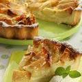 Photo de la recette Tarte aux pommes à l'alsacienne