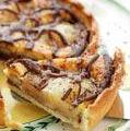 Photo de la recette Tarte chocolat - poires facile