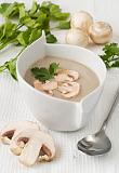 Photo de la recette Velouté de champignon