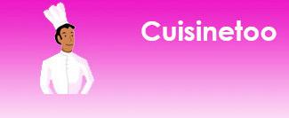 Cuisinetoo : trouvez votre recette facile et rapide en un clin d'oeil